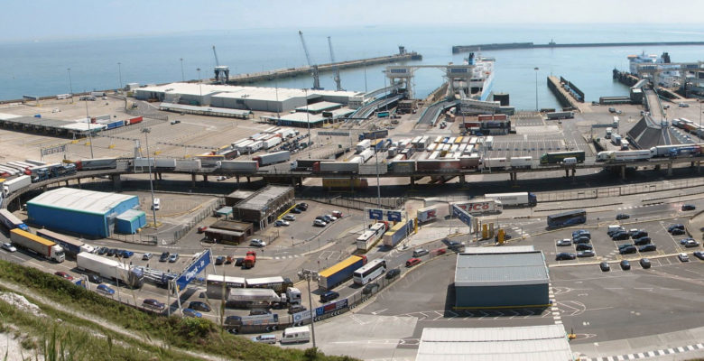 Brexit ready Dover